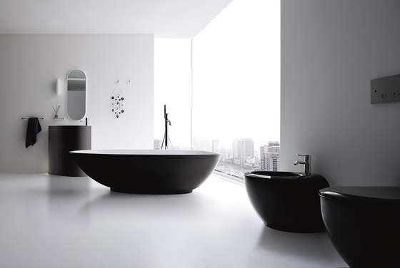 Boma Bathtub by Rexa Design | Free-standing baths