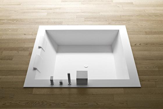 Unico vasca di rexa design incasso unico mini vasca - Vasche da bagno a incasso ...