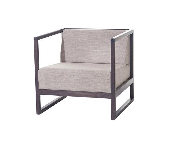 Casablanca Lounge armchair by TON | Armchairs