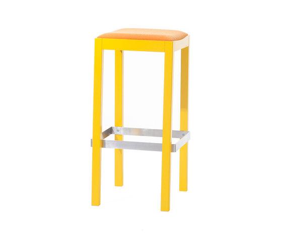 Cognac barstool by TON | Bar stools