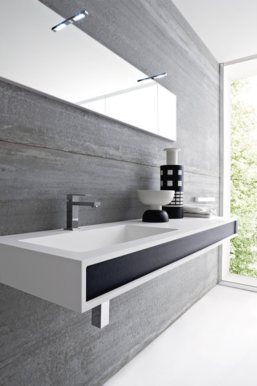 Giano Washbasin by Rexa Design | Wash basins