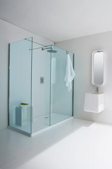 Opus Duschwanne und Schliessung von Rexa Design | Duschabtrennungen
