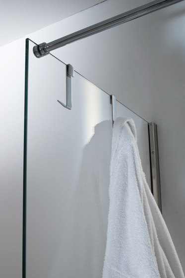 Boma Shower tray and closing by Rexa Design | Shower cabins / stalls
