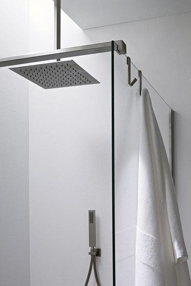Giano doccia di rexa design piatti e chiusure prodotto - Soffione doccia a soffitto ...