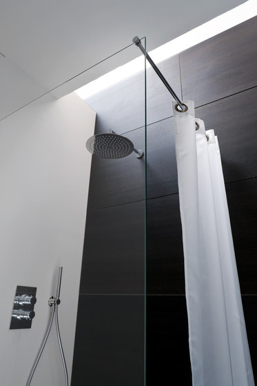 Giano Doccia Piatti e chiusure di Rexa Design | Divisori doccia