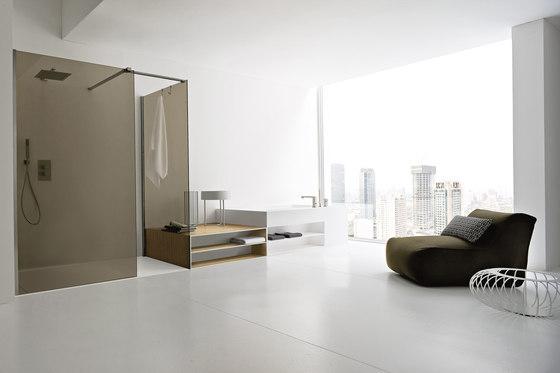 Argo Duschwanne und Schliessung von Rexa Design | Duschabtrennungen