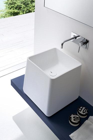 Libe Mixer by Rexa Design | Wash-basin taps