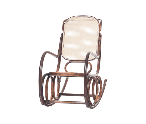 Dondolo rocking chair by TON | Rocking chairs / armchairs