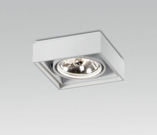 Minigrid In Semi  1 QR - 202 76 00 01 by Delta Light | Ceiling-mounted spotlights