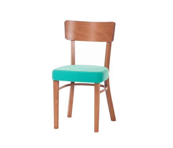 Ideal 313 486 chaise de TON | Chaises de restaurant