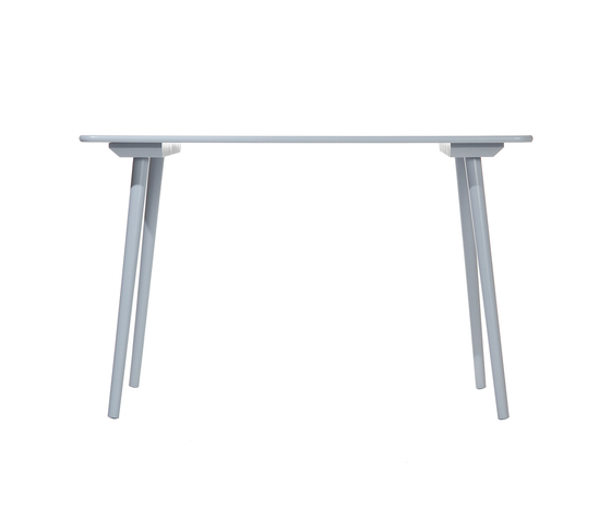 Ironica Table by TON | Canteen tables