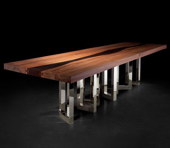 IL PEZZO 6 TABLE by Il Pezzo Mancante | Dining tables