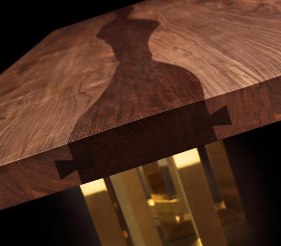 IL PEZZO 6 TABLE von Il Pezzo Mancante | Esstische