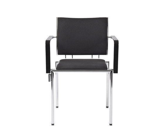 Quadro S by Dietiker | Visitors chairs / Side chairs