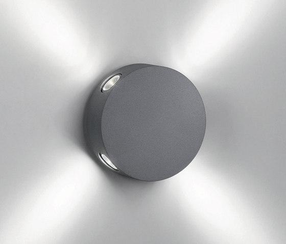 Puk XL - 301 01 41 di Delta Light | Lampade da parete LED
