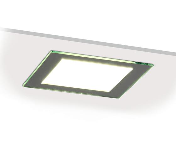 Mini kubic lamp lighting downlight empotrable producto - Iluminacion techos bajos ...