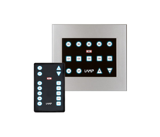 Scening Control and regulation systems von Lamp Lighting | Lichtsysteme