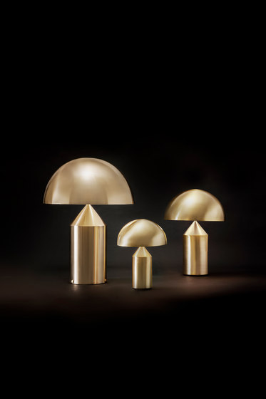 Atollo | 233 238 239 de Oluce | Lámparas de sobremesa