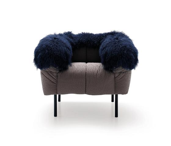 Pecorelle Sessel von ARFLEX | Loungesessel