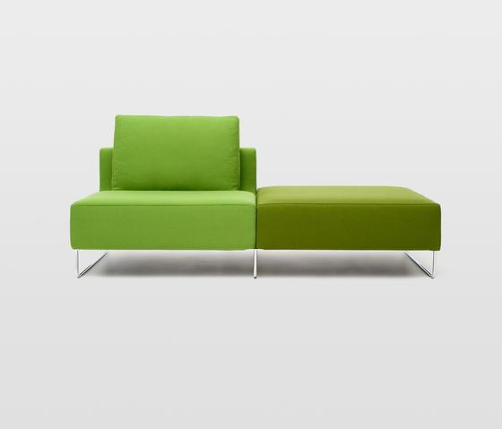 Canyon by Bensen | Modular seating elements