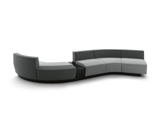 Affair Never-ending sofa by COR | Modular seating systems