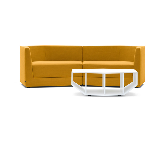 SCOPE SOFA Lounge sofas from COR