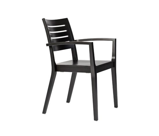 Arvo Chair 4327 FS by Dietiker | Restaurant chairs