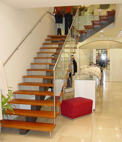 Classic de Siller Treppen | Escaliers en bois