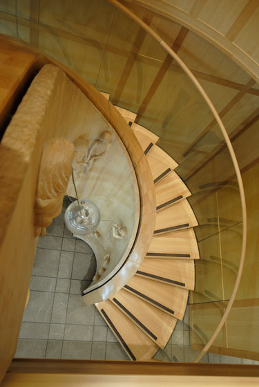 Europa Art by Siller Treppen | Staircase systems