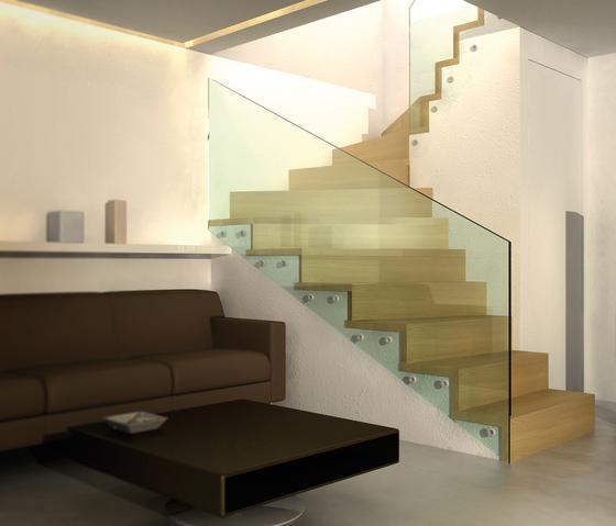 Faltwerk by Siller Treppen | Wood stairs