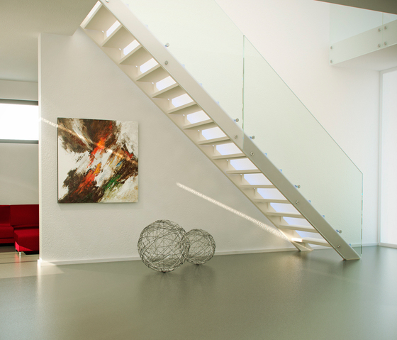 Future by Siller Treppen | Glass stairs