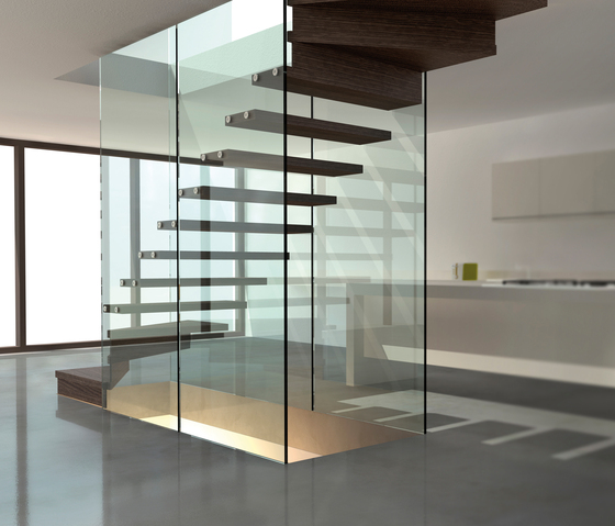 glass wall staircase mistral staircase systems from siller treppen architonic. Black Bedroom Furniture Sets. Home Design Ideas