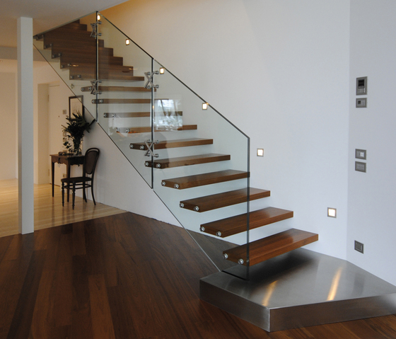 Mistral Spider by Siller Treppen | Staircase systems