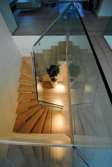 Mistral di Siller Treppen | Scale di vetro