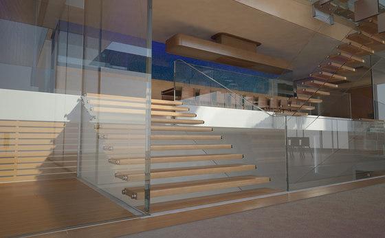 Mistral de Siller Treppen | Escaleras de vidrio