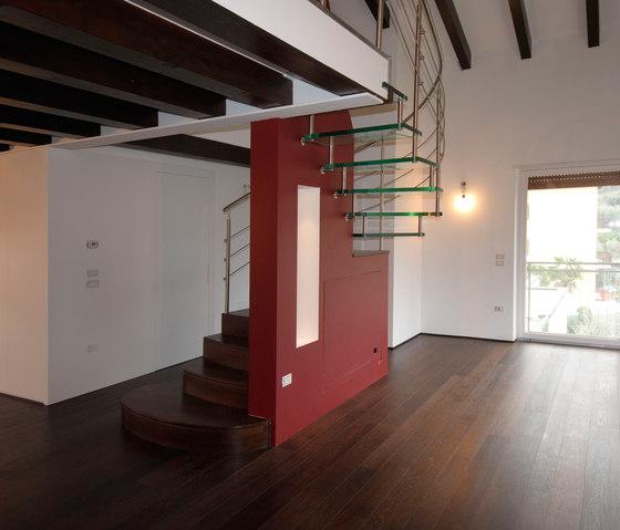 Sevilla light de Siller Treppen | Escaleras de vidrio