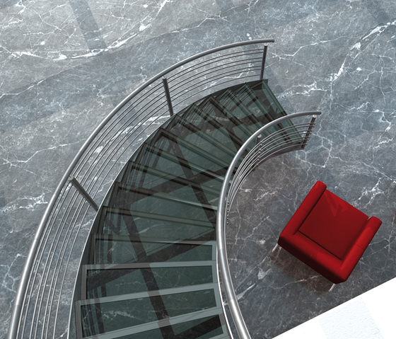 Superior by Siller Treppen | Glass stairs
