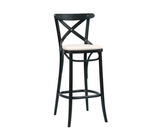 150 Barstool upholstered by TON | Bar stools