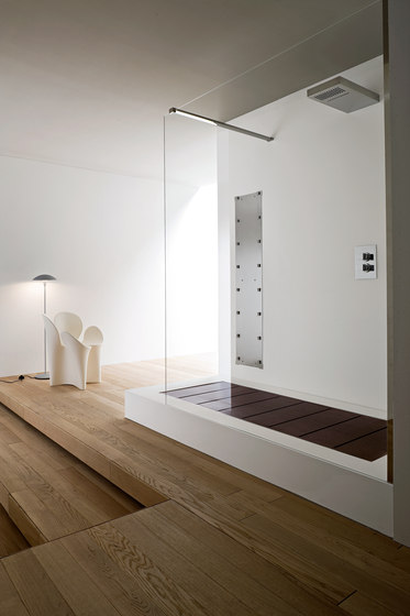 Unico Shower by Rexa Design | Built-in bathtubs