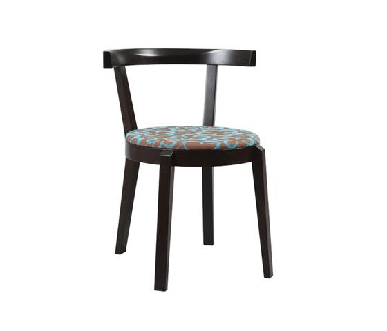 Punton 323 690 chaise de TON | Chaises de restaurant