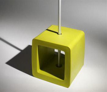 Cube by Sywawa | Garden stools