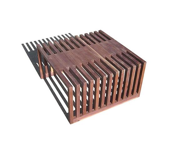 Gruss Table di Andreas Janson | Tavolini bassi