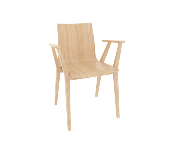 Stockholm Armchair by TON | Chairs