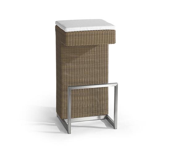 Aspen barstool by Manutti | Bar stools
