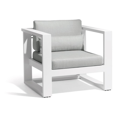 Fuse 1 seat by Manutti | Armchairs