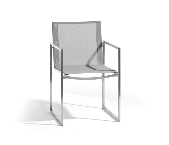 Latona textiles chair by Manutti   Garden chairs