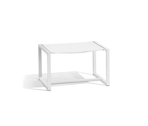 Latona medium footstool de Manutti | Taburetes de jardín