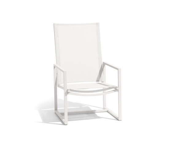 Latona recliner 1 seat by Manutti | Garden chairs