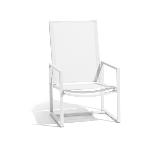 Latona recliner 1 seat by Manutti   Garden chairs