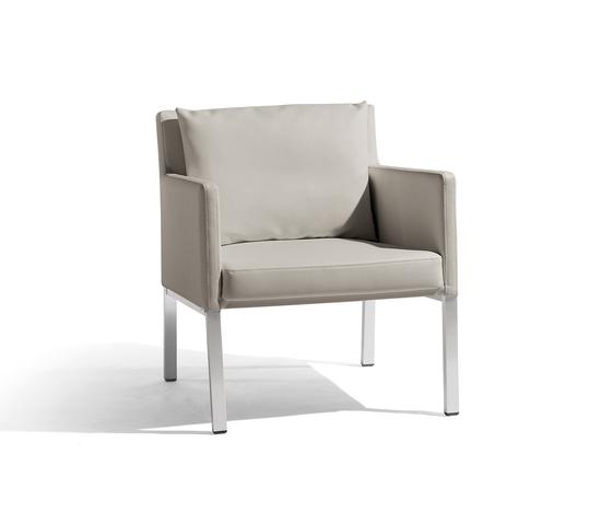 Liner 1 seat de Manutti | Sillones de jardín